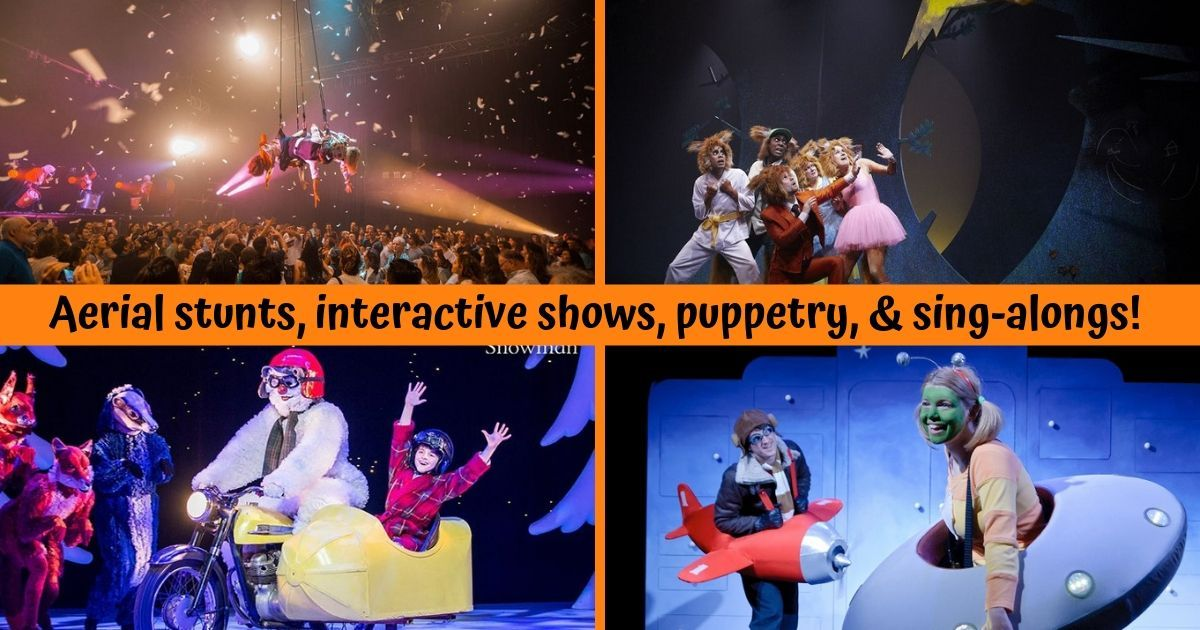 5 Not-to-be-Missed Kids-Friendly Theatre Performances Happening in 2019