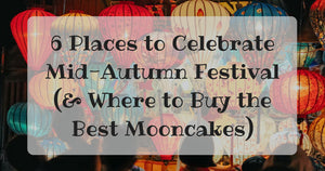 6 Places to Celebrate Mid-Autumn Festival with Your Little Ones (And Where to Buy the Best Mooncakes)!