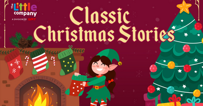 TLC Classic Christmas Stories | A Christmas Storytelling Event For Kids!