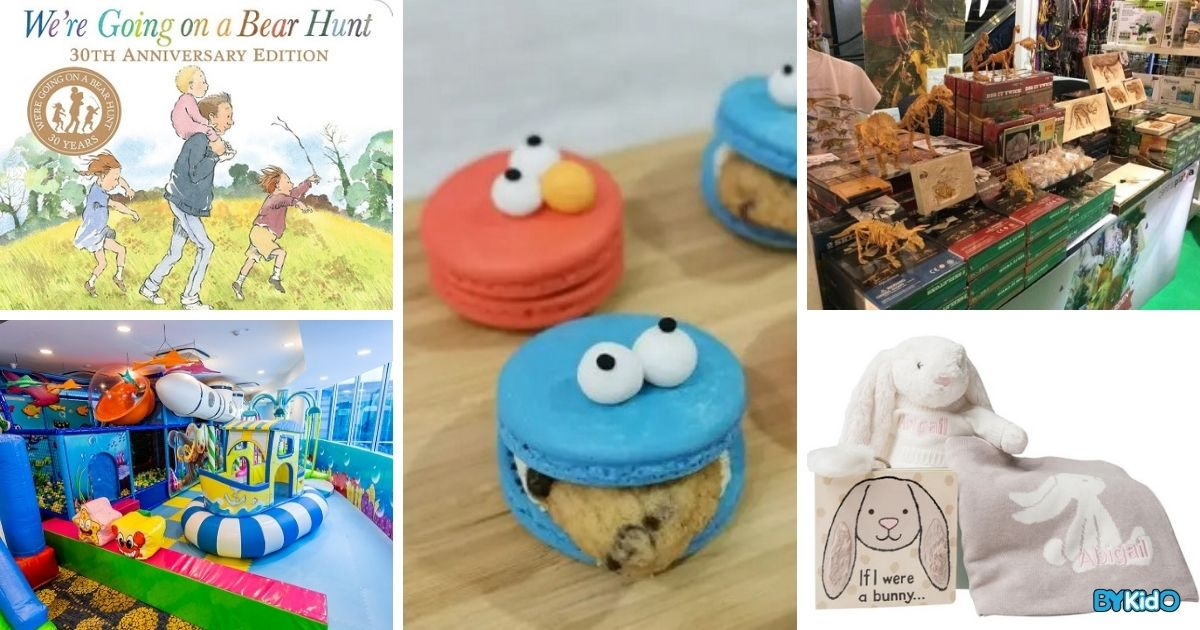 7 Children's Day Gift Ideas to Impress Your Kids