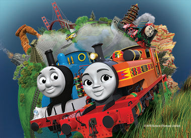 Must Go: Thomas & Friends 'BIG WORLD! BIG ADVENTURES!'