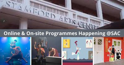 Stamford Arts Centre | Fun And Exciting Physical And Digital Initiatives For All To Enjoy!