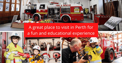 Four Reasons To Visit the Central Fire Station in Perth