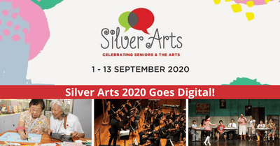 Silver Arts 2020 Digital Edition | Meaningful performances, workshops, interactive activities and more!
