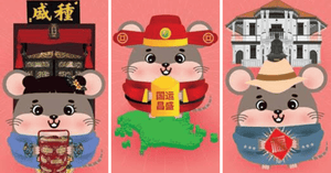 The Museum Roundtable Lunar New Year Ang Bao Collection Returns!