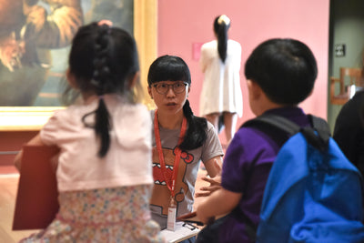 Places to go this Weekend: National Gallery Singapore - Art Explorers