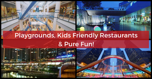 4 Family-Friendly Malls to Check Out in Singapore