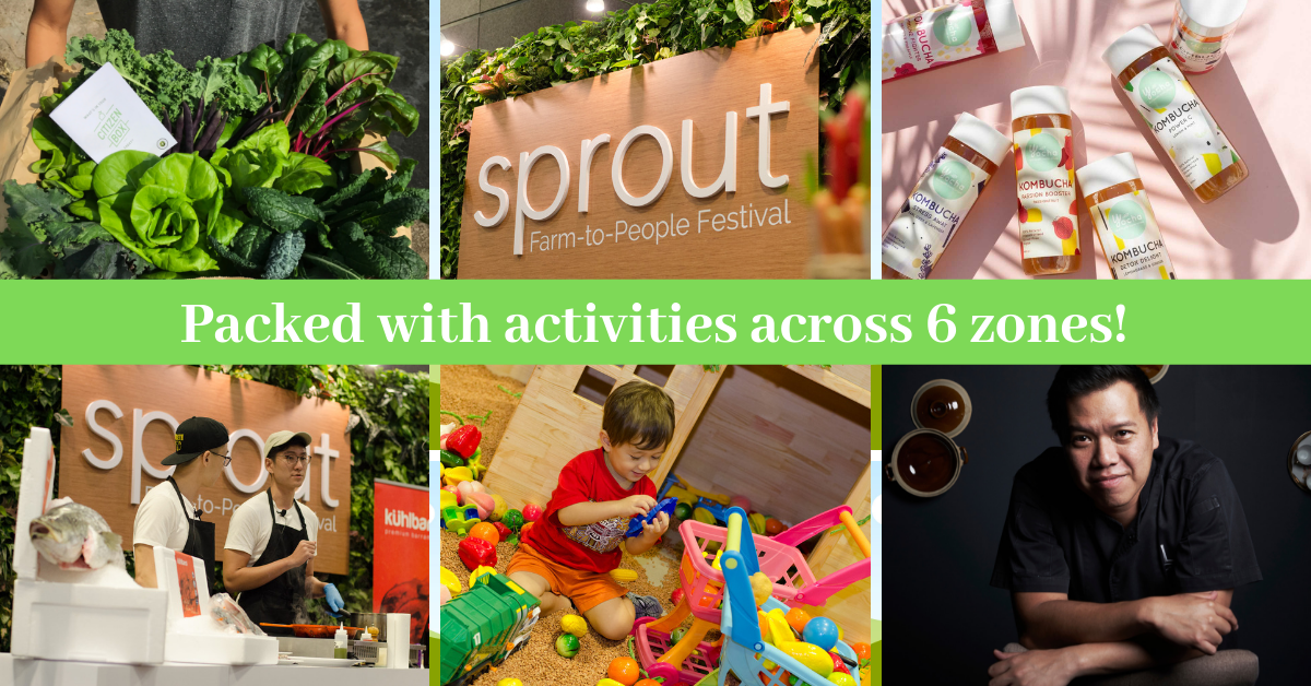 Sprout 2019 Returns…Bigger and Better!