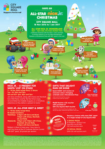 Things to do this Weekend - All Star Nick Jr, Wonderland @ City Square Mall