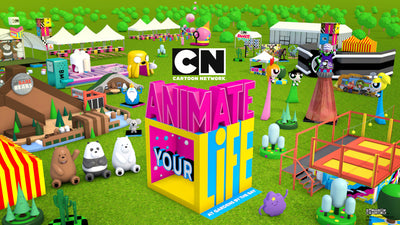 Things to do this Weekend: Join in the Jolly Fun with Your LOs @ Cartoon Network Animate Your Life!