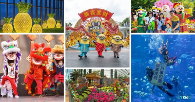 Chinese New Year 2020: 10+ Places to Celebrate at with Your Family