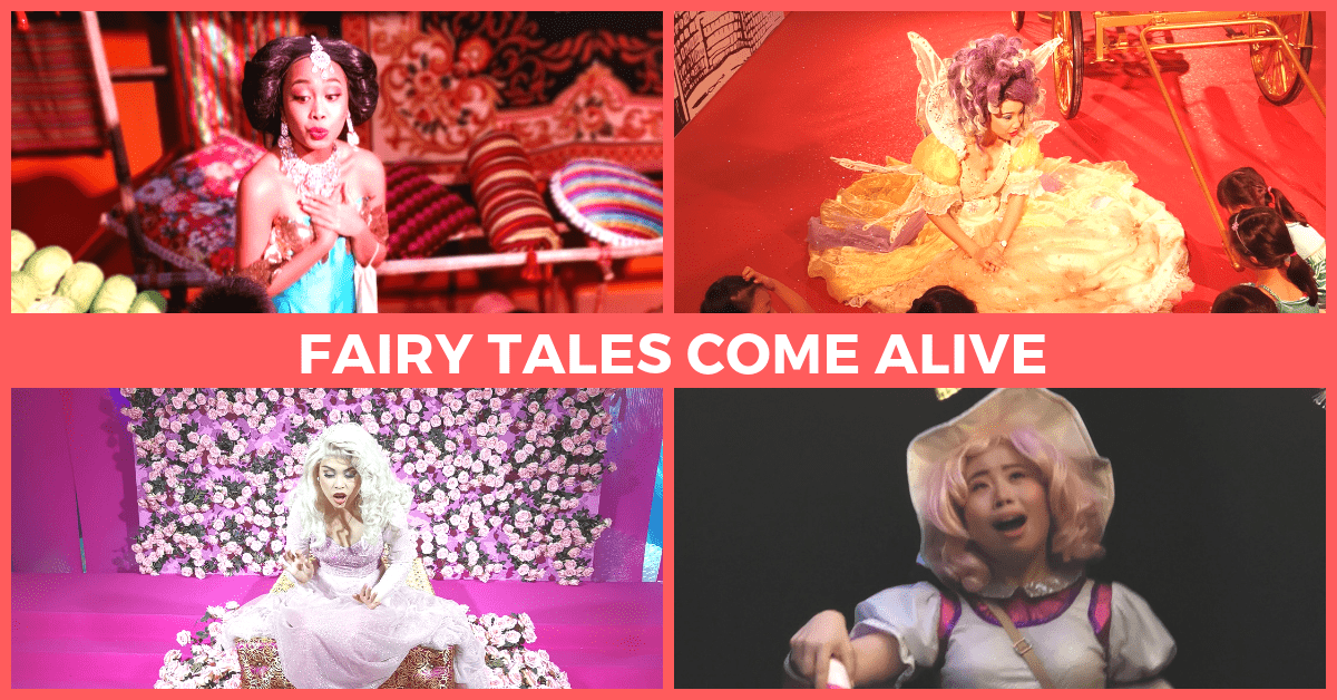 22 Stories | Meet Your Favourite Fairy Tale Characters | Extended till 28th July!