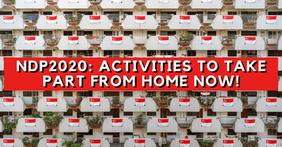 NDP 2020: Focus On Celebrating At Home | What's Happening Before The Parade!