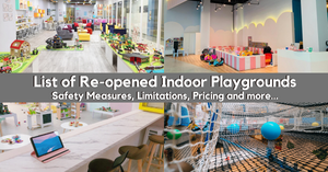 List of Indoor Playgrounds Reopening | Opening Hours, Safety Measures, Promotions and More