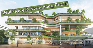 New Chong Pang CC To Include Swimming Pools, Shops, Market and Hawker Centre!