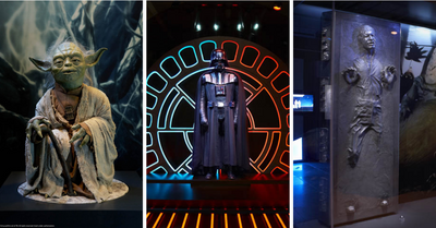 Star Wars Identities Exhibition At The Singapore ArtScience Museum from 30 Jan to 13 Jun 2021!