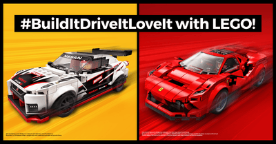 LEGO Car Sets Contests, Tips and More For Families | #BuildItDriveItLoveIt With LEGO