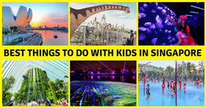 62 Best Things To Do With Kids in Singapore | Free Activities, Indoor Fun and Outdoor Adventures