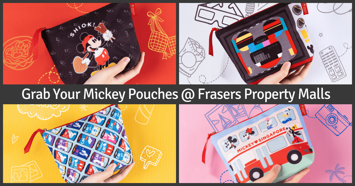 Jalan Jalan with Disney's Mickey Mouse & Friends | Frasers Property Malls