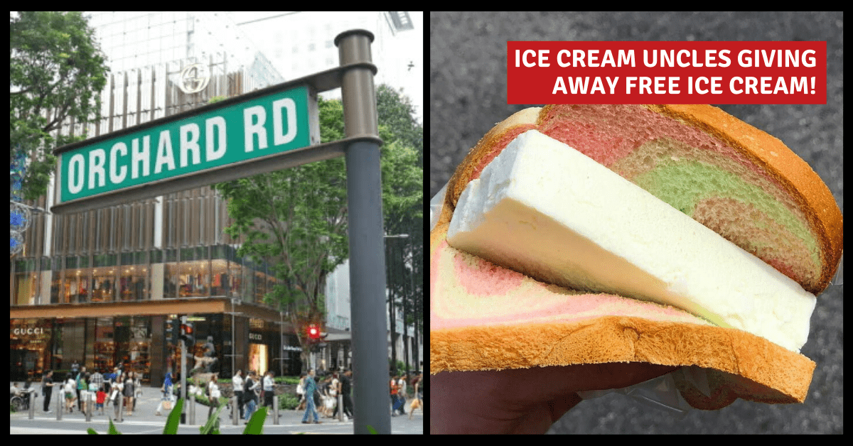 Free Old-School Ice Cream from Ice Cream Uncles @ Orchard Road and Other March Deals | 20 - 22 March