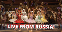 Stage Shows, Musicals, Opera and Ballet You Can Watch Online For Free Now | From All Over The World!