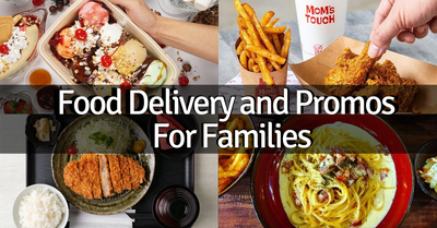 Food Delivery and Takeaway Promotions For Families | Free Delivery and Huge Discounts!
