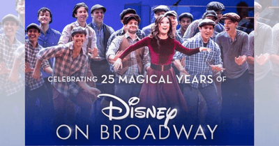 How to watch the Disney on Broadway 25th Anniversary Concert | Everything Disney in a Concert!