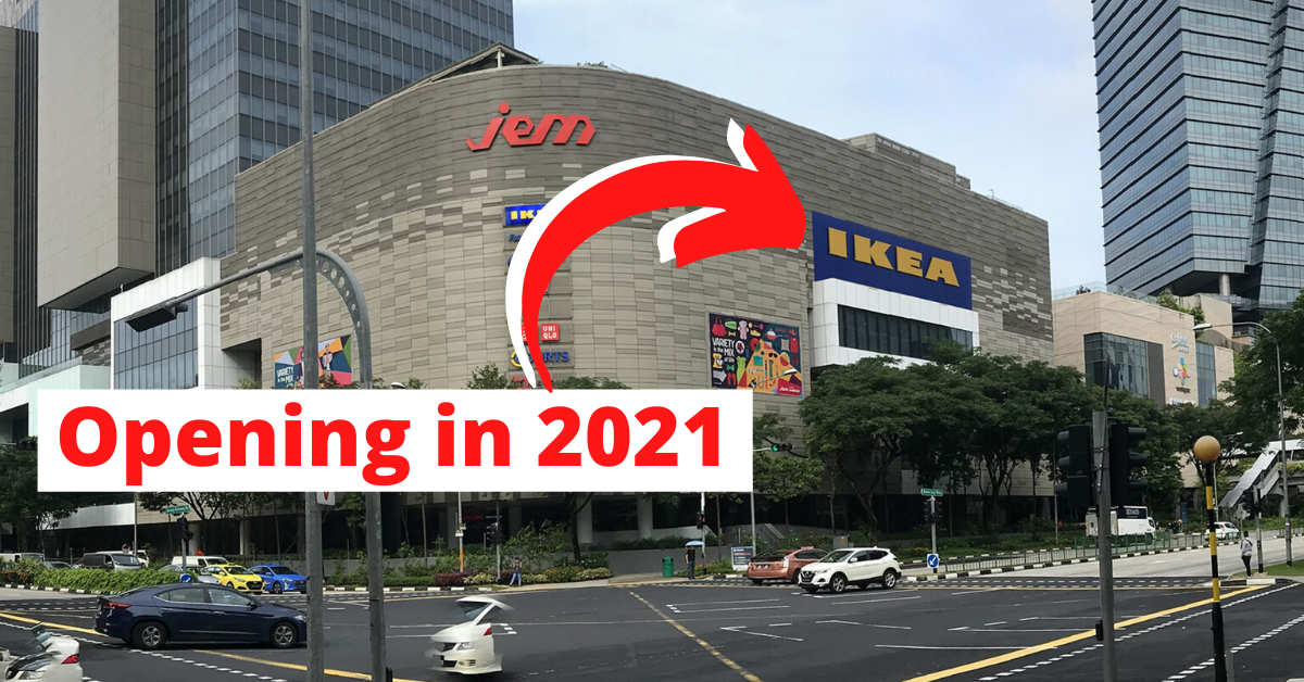 IKEA to Open 3-Storey Small-Concept Store with Eatery in Jem