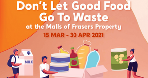 Do Good, Go Green and Have Fun this March Holidays with The Malls of Frasers Property