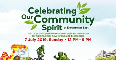 Downtown East Open House | Featuring Exciting Race, Games, Crafts & Movie!
