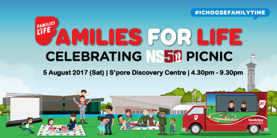 Things to do this Weekend: Families for Life 'Celebrating NS50' Picnic!