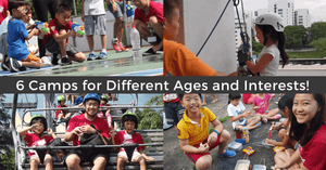 Exciting Holiday Camps with Metropolitan YMCA this year-end holidays!