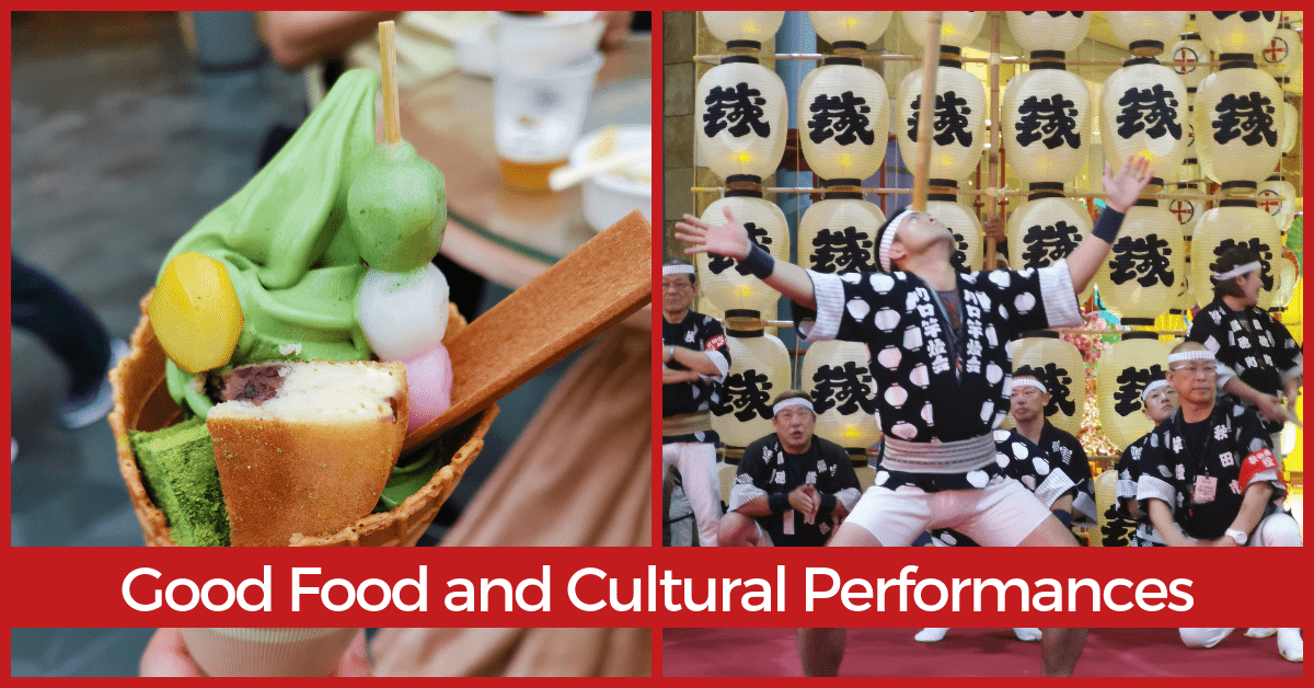All Things Japanese for Families @ RWS Summer Matsuri | First Ever Japanese Summer Festival