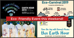 Have Fun, Do Good @ these Eco-Friendly Events in Singapore!
