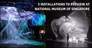 Singapore Night Festival 2019 | Curtain Raiser @ National Museum Singapore