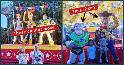 Toy Story 4 themed Children's Festival 2019 @ Gardens by the Bay | Sharing What We Saw!