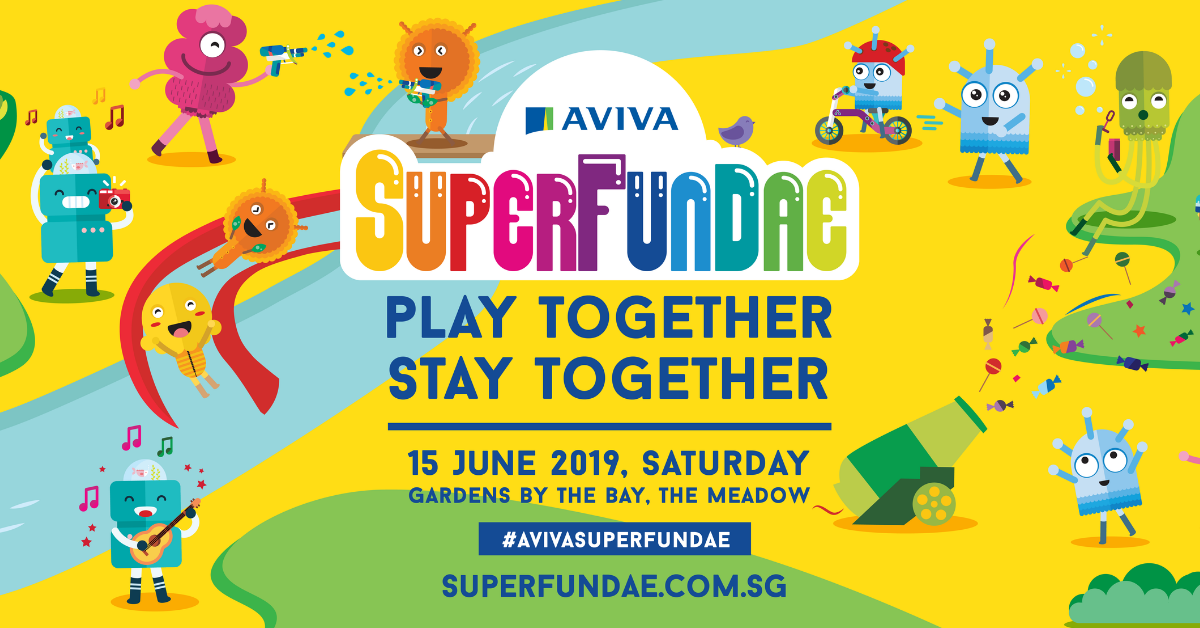 Superfundae 2019 | Play Together, Stay Together
