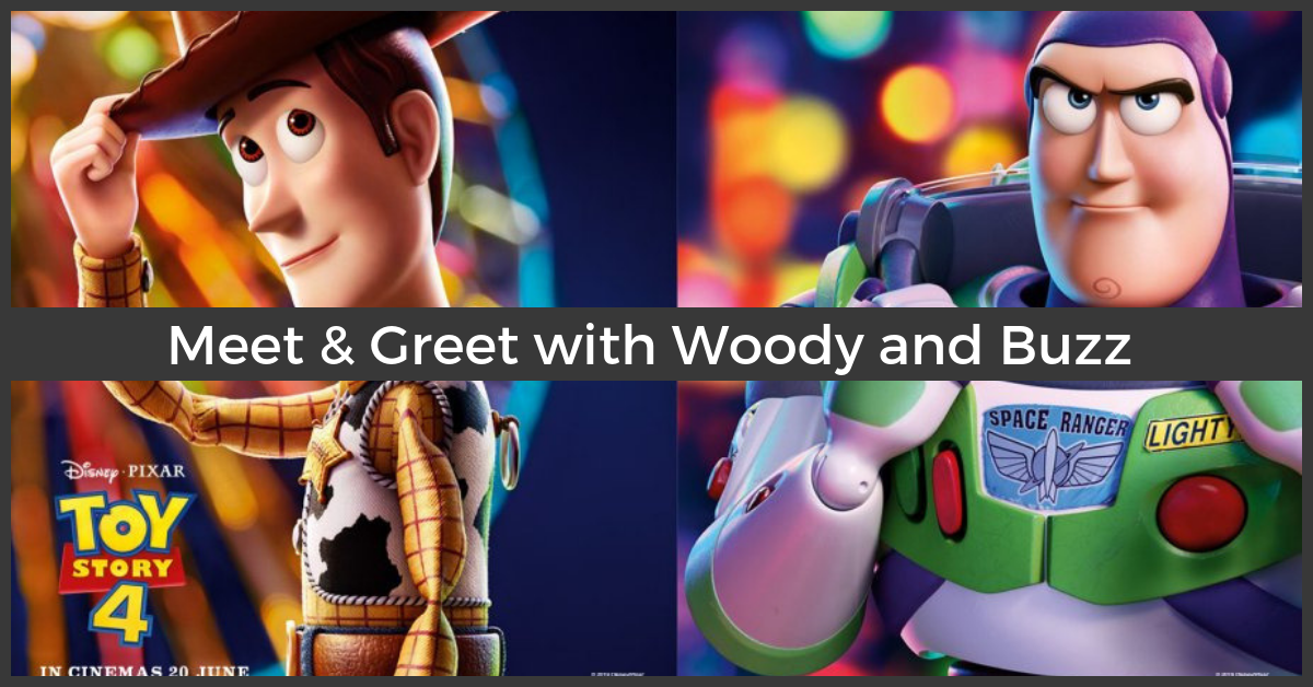 Children's Festival 2019 | Meet Woody and Buzz @ Gardens by the Bay