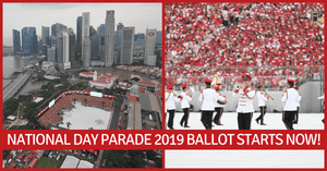 National Day Parade Balloting Starts this Week! | NDP 2019 @ The Padang