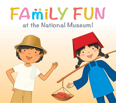 Things to do this Weekend: Join in the Family Fun with Your LOs @ National Museum of Singapore!