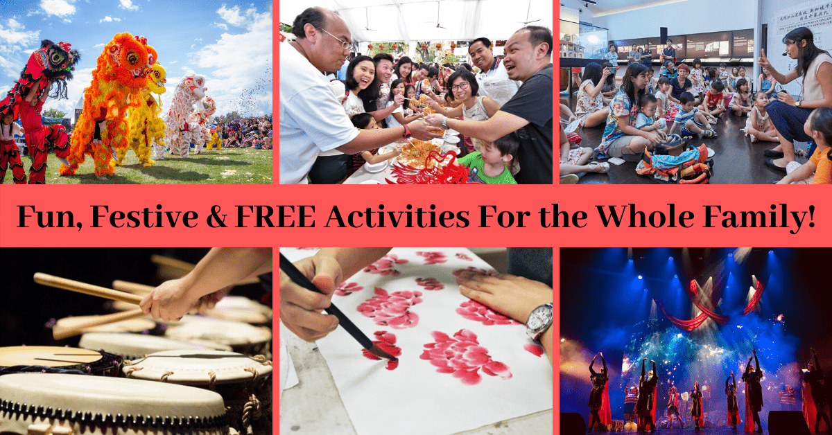 Top 8 Things To Do at Wan Qing Festival of Spring 2020