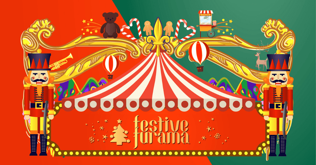 #FestiveFurama Christmas Carnival invites you and your family to come together to stay, learn, eat and play!