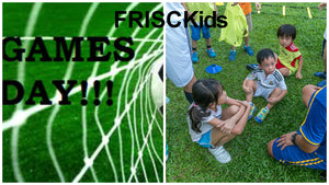 Things to do this weekend - FRISCKids Sports Day