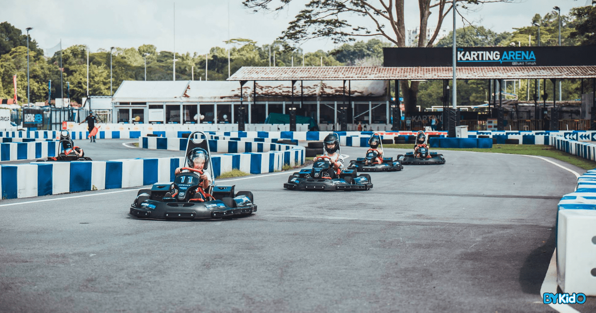Gear Up for Masters of Speed 2020 – Go Kart Time Attack