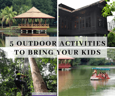 5 Outdoor Activities in Klang Valley to Bring Your Kids This Weekend