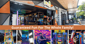 iPlay Carousel Westfield | Clip n' Climb, Drift Dodgems, Party Venues, Popular Arcade Games & More!