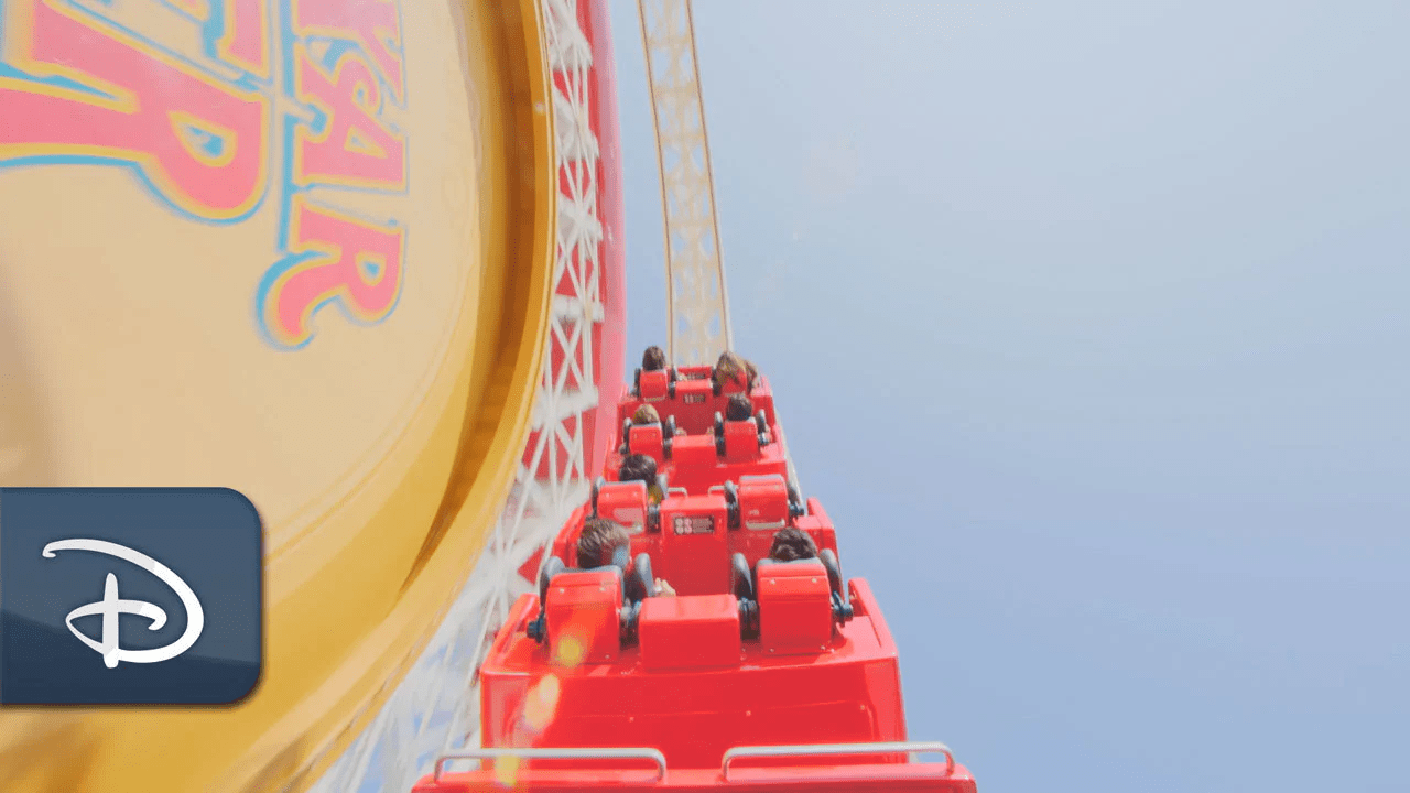 Watch: Disney Shares Virtual Ride for the Incredicoaster!| #DisneyMagicMoments Online