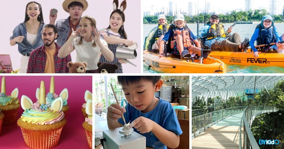 July School Holiday 2020: Camps, Events and Workshops for Kids