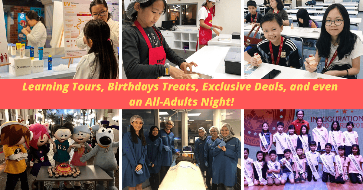 KidZania Singapore brings new and more fun adventures for the whole family this 2020!