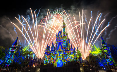 Disney Releases Virtual Viewing of Walt Disney World Fireworks | #DisneyMagicMoments Online!